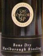 Kim Crawford Sp Bone Dry Riesling 2004, Anderson Vineyard, Marlborough, South Island Bottle