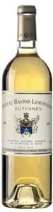 Ch. Bastor Lamontagne (Maison Ginestet) 2005, Ac Sauternes Bottle