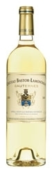 Château Bastor Lamontagne 2005, Ac Sauternes Bottle