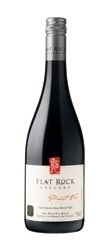 Flat Rock Cellars Pinot Noir 2007, VQA Twenty Mile Bench, Niagara Peninsula Bottle