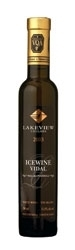 Lakeview Cellars Vidal Icewine 2008, VQA Niagara Peninsula (200ml) Bottle