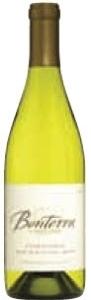 Bonterra Chardonnay 2007, Mendocino County Bottle