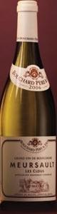 Domaine Bouchard Père & Fils Meursault Les Clous 2006 Bottle