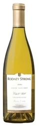 Rodney Strong Chalk Hill Chardonnay 2006, Sonoma County Bottle