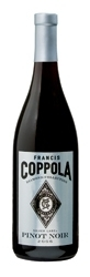 Francis Coppola Diamond Collection Silver Label Pinot Noir 2006, Monterey County Bottle