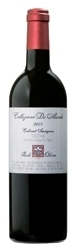 Isole E Olena Collezione De Marchi Cabernet Sauvignon 2001, Igt Toscana Bottle