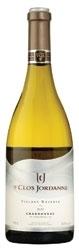 Le Clos Jordanne Village Reserve Chardonnay 2006, VQA Niagara Peninsula Bottle