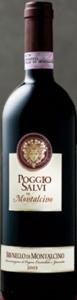 Poggio Salvi Brunello Di Montalcino 2003, Docg Bottle