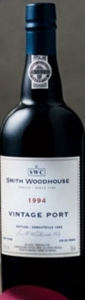 Smith Woodhouse Vintage Port 1994, Btld. 1996 (Symington Family Estates) Bottle