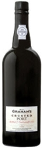 Graham's Crusted Port 2008, Bottled 2001 Bottle