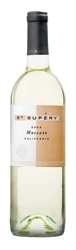 St. Supéy Moscato 2006, California Bottle