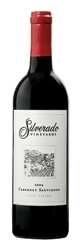 Silverado Vineyards Cabernet Sauvignon 2004, Napa Valley Bottle