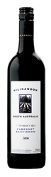 Kilikanoon Killerman's Run Cabernet Sauvignon 2006, South Australia Bottle