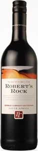 Robert's Rock Nv Shiraz–Cabernet Sauvignon 2008, Western Cape Bottle