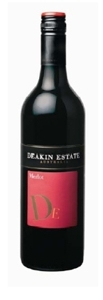 Deakin Estate Merlot 2004, Victoria Bottle