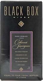 Black Box Cabernet Sauvignon 2005, Paso Robles, California Bottle