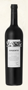 Argento Cabernet Sauvignon 2007, Mendoza Bottle