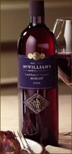 Mcwilliam's Hanwood Merlot 2006, Southeastern Australia Bottle