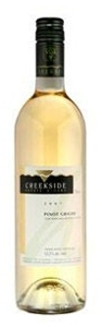 Creekside Pinot Grigio 2007, Niagara Peninsula Bottle