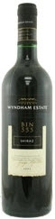 Wyndham Bin 555 Shiraz 2005, Southeastern Australia Bottle