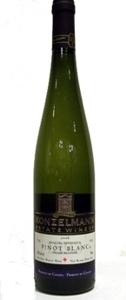 Konzelmann Pinot Blanc 2007, Niagara Peninsula Bottle