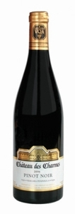 Château Des Charmes Pinot Noir (White Label) 2006, Niagara On The Lake Bottle