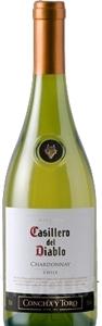 Concha Y Toro Casillero Del Diablo Chardonnay 2007, Central Valley Bottle