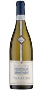 Bouchard Père & Fils Pouilly Fuissé 2006, Burgundy Bottle