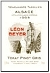 Léon Beyer Pinot Gris 2005, Alsace Bottle