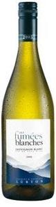 Lurton Les Fumées Blanches Sauvignon Blanc 2006, Pays Du Comté Tolosan Bottle