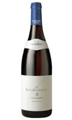 Chanson Père & Fils Le Bourgogne 2006, Burgundy Bottle