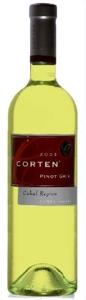 Corten Pinot Grigio 2006, Moldova Bottle