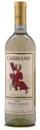 Gabbiano Pinot Grigio 2007, Venetia Bottle