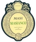 Masi Masianco 2007, Venetia Bottle