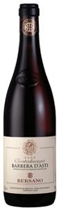 Bersano Costalunga Barbera D'asti 2005, Piedmont Bottle