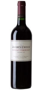 Jacob's Creek Shiraz Cabernet 2006, Southeastern Australia Bottle