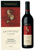 Wakefield Promised Land Shiraz Cabernet 2005, South Australia Bottle