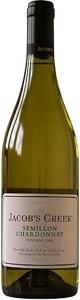 Jacob's Creek Sémillon Chardonnay 2007, Southeastern Australia Bottle