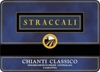 Straccali Chianti Classico 2005, Tuscany Bottle