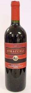 Straccali Chianti 2006, Tuscany Bottle