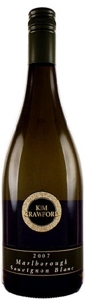 Kim Crawford Sauvignon Blanc 2007, Marlborough Bottle
