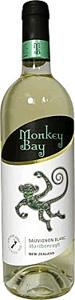 Monkey Bay Sauvignon Blanc 2007, Marlborough Bottle