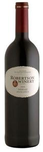 Robertson Winery Shiraz 2007, Robertson Bottle