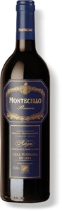 Montecillo Reserva 2002, Rioja Bottle