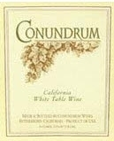 Conundrum 2006 Bottle
