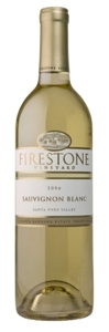 Firestone Sauvignon Blanc 2006, Santa Ynez, California Bottle