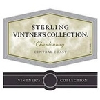 Sterling Vintner's Collection Chardonnay 2006, Central Coast, California Bottle
