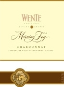 Wente Morning Fog Chardonnay 2006, Livermore Valley, California Bottle