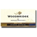 Woodbridge Pinot Grigio 2007, California Bottle