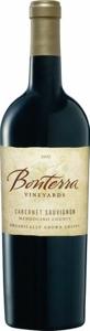 Bonterra Cabernet Sauvignon 2005, Mendocino County, California Bottle